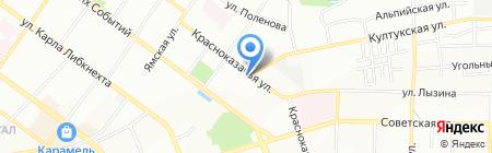 Банкомат МДМ Банк на карте Иркутска