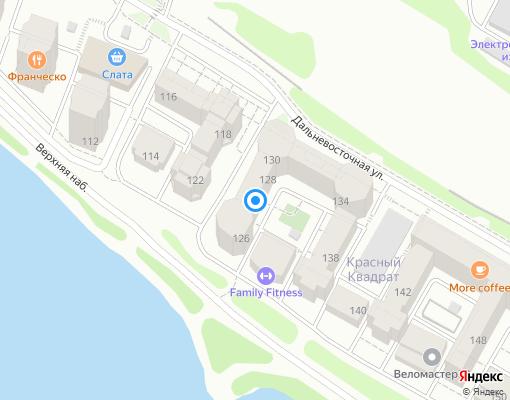 Управляющая компания «Солнечный Дом» на карте Иркутска