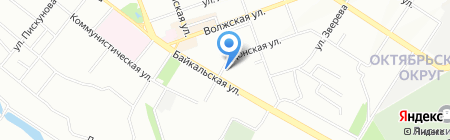 Miсhelle на карте Иркутска