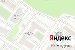 Схема проезда до компании Архитектурно-строительная компания Доминго в Иркутске