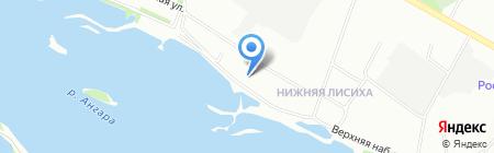 Viktoriya на карте Иркутска