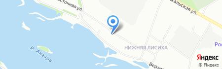 Artisport на карте Иркутска