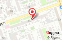 Схема проезда до компании Согласие - 99 в Иркутске