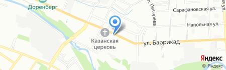 Sofia на карте Иркутска
