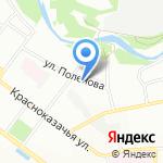 РегионТехСнаб Иркутск на карте Иркутска