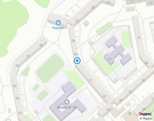 Товарищество собственников жилья «ТСЖ-66» на карте Иркутска