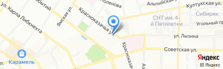 Бояровъ Деликатесы на карте Иркутска