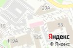 Схема проезда до компании НИИ КЛИНИЧЕСКОЙ МЕДИЦИНЫ в Иркутске