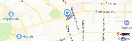 СемьСот на карте Иркутска