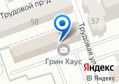 Алексей Русаков на карте