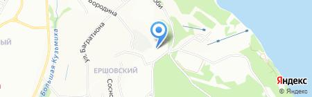 ALF на карте Иркутска