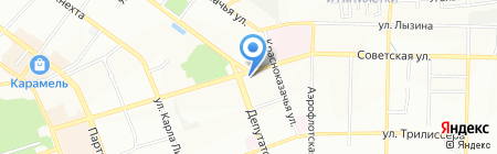 Универсальная на карте Иркутска