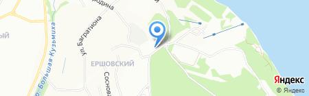 Гуд Вин на карте Иркутска