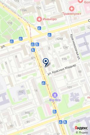 Сыры на карте Иркутска
