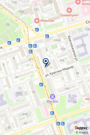 Сырная лавка на карте Иркутска