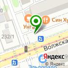 Местоположение компании Волжский