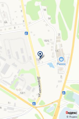 Востокподшипник на карте Иркутска
