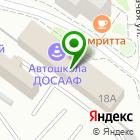 Местоположение компании Иркутский центр высшего водительского мастерства