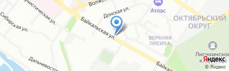 D-Room на карте Иркутска