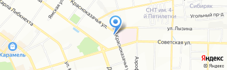 100 партнеров на карте Иркутска