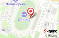 Схема проезда до компании Автошкола  в Иркутске