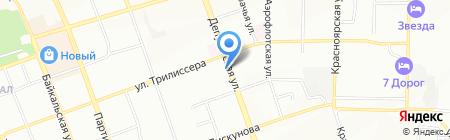 7 отдел полиции на карте Иркутска