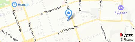 Экспертные технологии на карте Иркутска