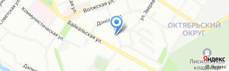 Обыкновенное чудо на карте Иркутска