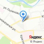 Испытательная пожарная лаборатория по Иркутской области на карте Иркутска
