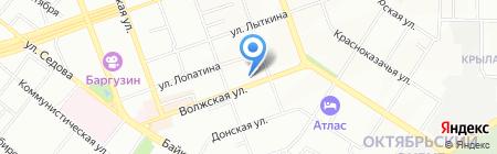 ECODOG на карте Иркутска