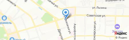 СОГАЗ-Мед на карте Иркутска