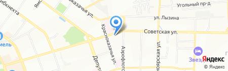 Language school на карте Иркутска