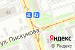 Схема проезда до компании Хлебная лавка в Иркутске