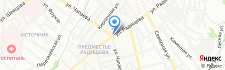 VVT-I на карте Иркутска