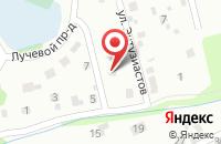 Схема проезда до компании Стинкабель в Подольске