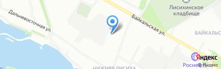 Fashion Style на карте Иркутска