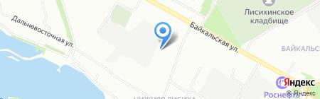 АртФото на карте Иркутска