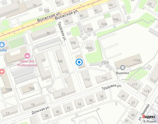 Управляющая компания «Южное управление жилищно-коммунальными системами» на карте Иркутска