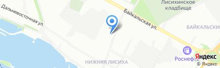 Любимые дети на карте Иркутска