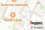 Схема проезда до компании Бакаут+ в Иркутске