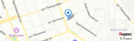 Эко продукт на карте Иркутска