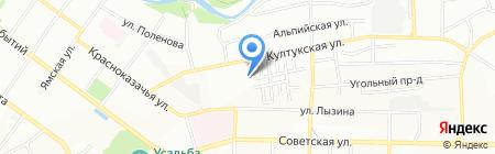 Bruno records на карте Иркутска