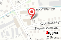 Схема проезда до компании Компания Текон в Иркутске