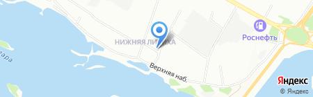 Сибирь-Транс-Энерго на карте Иркутска