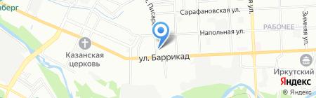 Новые технологии на карте Иркутска