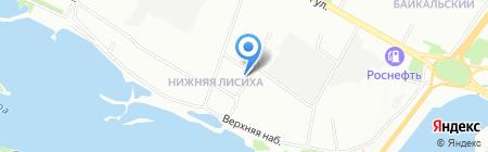 Выбирай на карте Иркутска