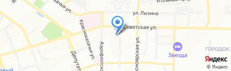 Руссо Туристо Иркутск на карте Иркутска