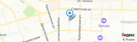 AdMaster на карте Иркутска