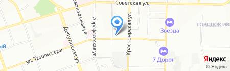 Сеть аптек на карте Иркутска
