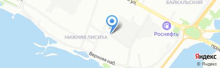 Умники и умницы на карте Иркутска